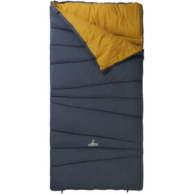 Nomad Melville Junior Sleeping Bag steel blue/burned gold